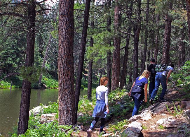 Arizonas Woods Canyon Lake Hiking Trail is full of perks