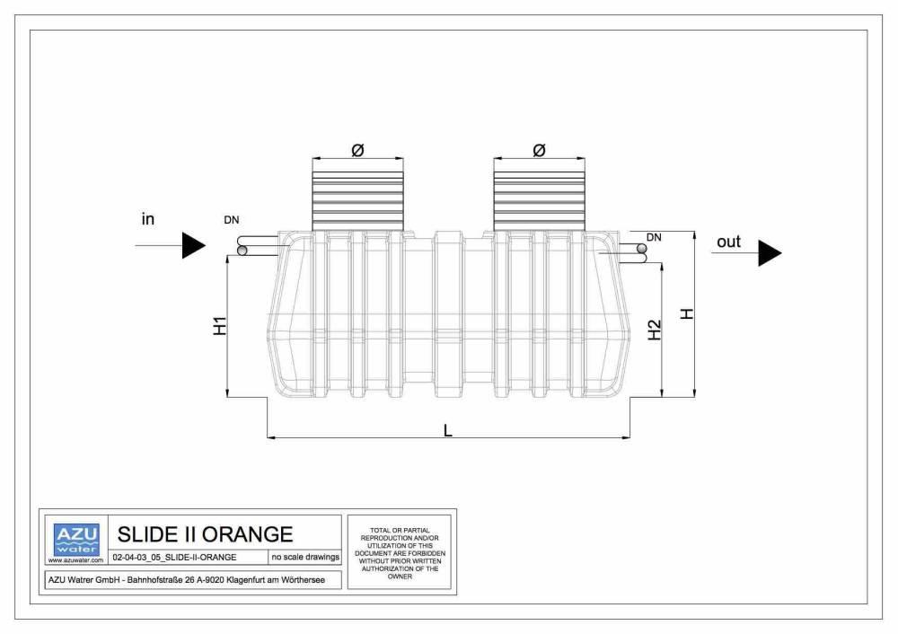medium resolution of slide ii orange plan oil separator slide ii orange gravity light liquid separator side view