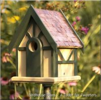 Birdhouses | Joy Studio Design Gallery - Best Design