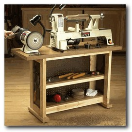 Wood Shop Tool Stand Plans