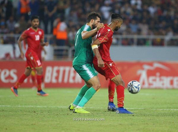 العراق يتدرب في المنامة ويبحث عن نقاط الفوز Azzaman