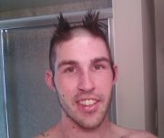 funny hairstyle fashion men