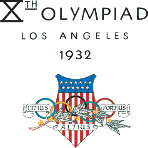 Le Olimpiadi 1932, disputate a Los Angeles
