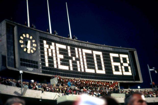 Le Olimpiadi 1968, disputate a Città del Messico