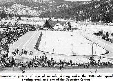 Le Olimpiadi invernali 1960, disputate a Squaw Valley