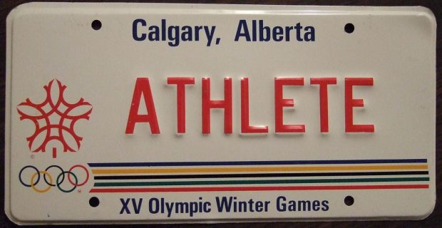 Le Olimpiadi invernali 1988, disputate a Calgary