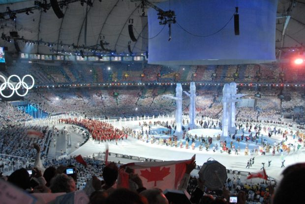 Le Olimpiadi invernali 2010, disputate a Vancouver
