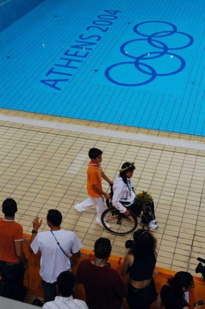 Le Paralimpiadi 2004, disputate ad Atene