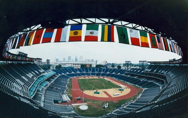 Le Paralimpiadi di Atlanta 1996