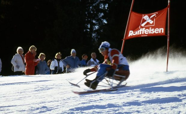 Le Paralimpiadi invernali 1998, disputate a Nagano