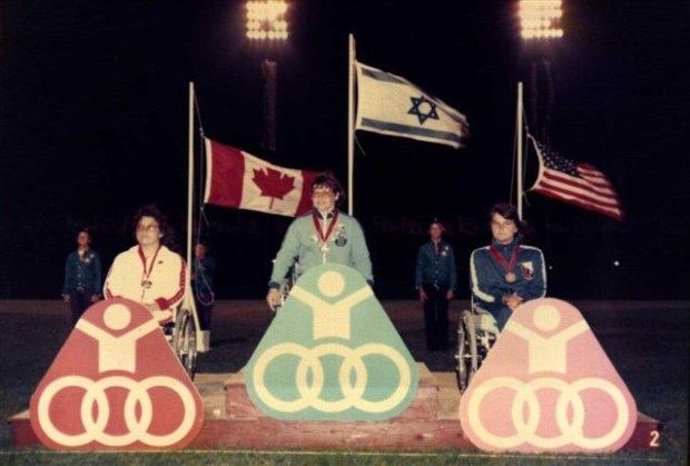Le Paralimpiadi 1976, disputate a Toronto