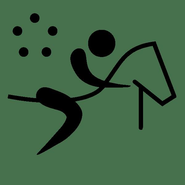 Il pentathlon alle Olimpiadi