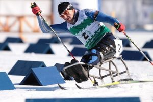 Roland Ruepp, uno dei più grandi medagliati dello sci di fondo paralimpico