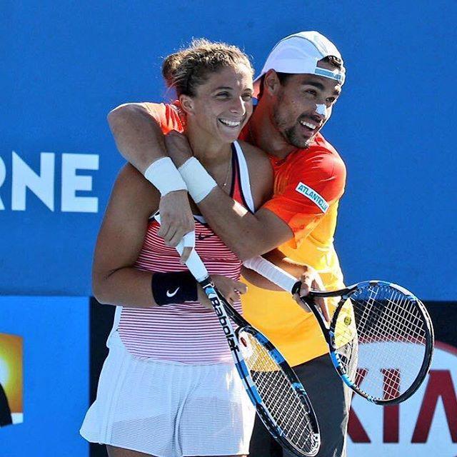 Australian Open, Errani e Fognini al secondo turno. Fuori Fabbiano e Giorgi