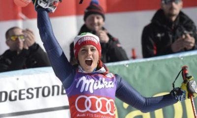 Federica Brignone: per la fantastica vittoria nel gigante di Plan de Corones, gara valida per la CdM di sci alpino