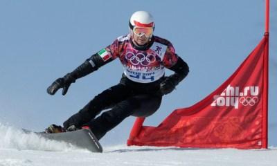 Christoph Mick, snowboard