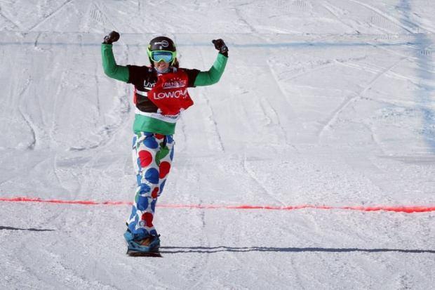 Michela Moioli, atleta di snowboard