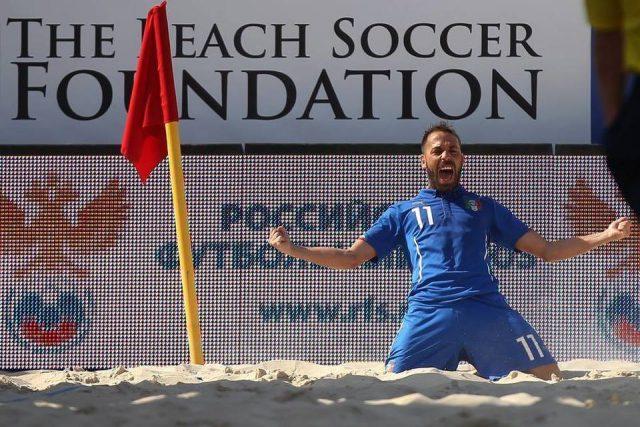Mondiali beach soccer 2017: Paolo Palmacci guida l'Italia
