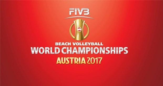 Mondiali Beach Volley 2017 a Vienna