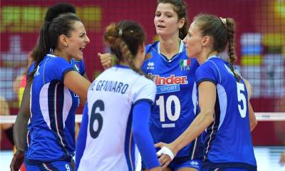 europei volley 2017