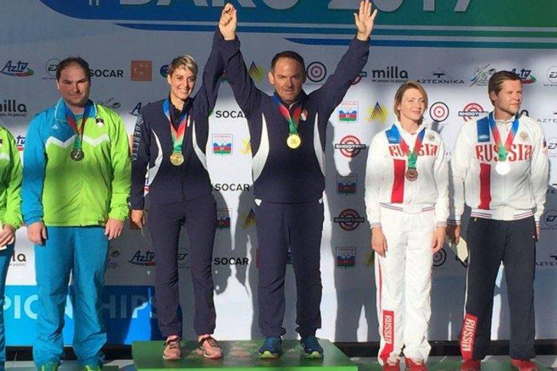 Tiro a volo, Diana Bacosi è medaglia d'argento in Coppa del Mondo