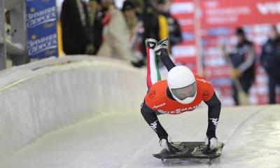 skeleton joseph luke cecchini olimpiadi pyeongchang 2018 joe cecchini nazionale italiana italia