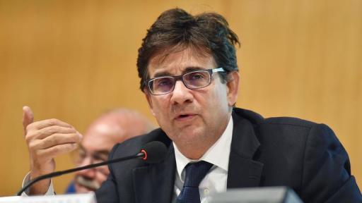Luca Pancalli, presidente del Comitato Italiano Paralimpico