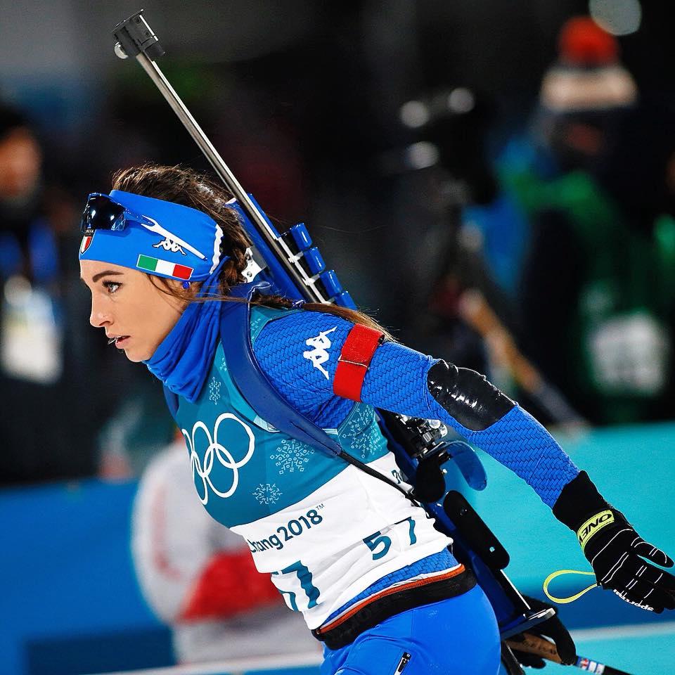 Olimpiadi invernali, Biathlon: Vittozzi 4a, sesto posto per la Wierer