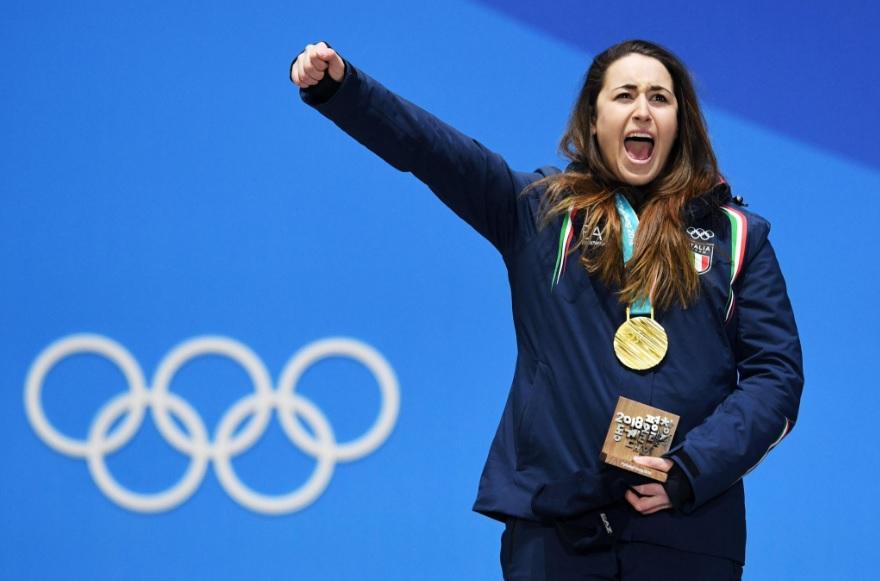 Olimpiadi Pyeongchang 2018, è ancora medaglia per una leggendaria Fontana!