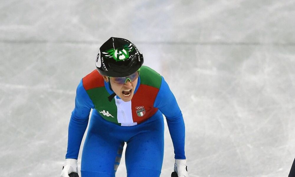 Arianna Fontana Olimpiadi