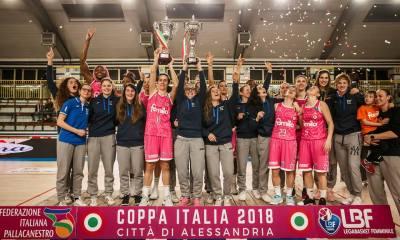 Basket, Coppa Italia serie A1: Schio alza la sua 11esima Coppa Italia