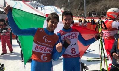 Si sono concluse le Paralimpiadi di PyeongChang: l'italia porta a casa 5 medaglie con 2 ori, 2 argenti ed un bronzo. Spiccano Giacomo Bertagnolli e Fabrizio Casal con 4 medaglie per una super Paralimpiade.