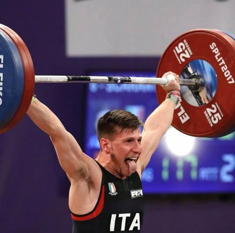 Mirco Scarantino, intervista al vice-campione europeo di sollevamento pesi
