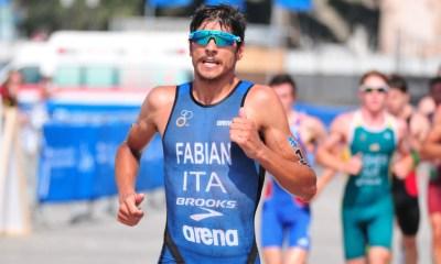 triathlon world series 2018 abu dhabi alessandro fabian italia corsa terza frazione