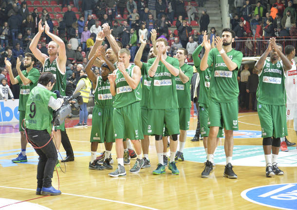 Basket, la Sidigas cade contro Venezia in Fiba Europe Cup