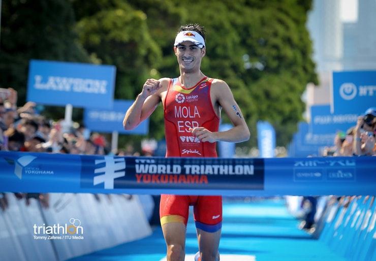 Mario Mola (photo credits: wts.triathlon.org)