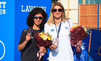 paratriathlon world series 2018 yokohama anna barbaro francesca tibaldi bronzo italia giappone terzo posto italy