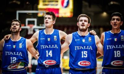 Euro basket U20: Italia eliminata dalla Croazia