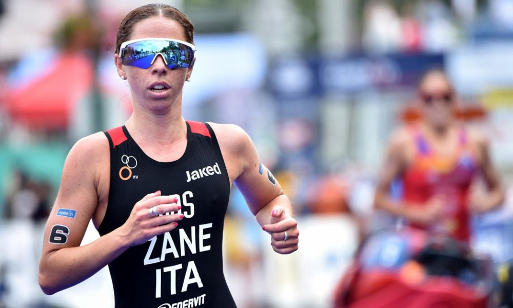 triathlon coppa del mondo 2018 Tiszaujvaros ilaria zane italia italy world triathlon cup 2018 giorgia priarone alessia orla ungheria