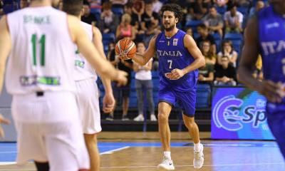 Italbasket: l'Italia vince a Debrecen contro l'Ungheria