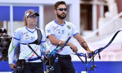 Mauro Nespoli e Vanessa Landi