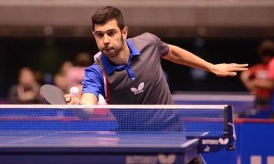 Niagol Stoyanov, tennistavolo