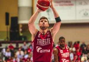 Basket, serie A1:bella e importante vittoria di Trieste