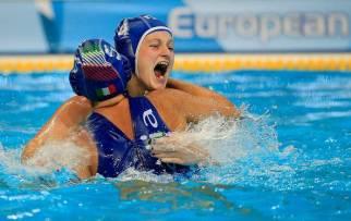 pallanuoto femminile europa cup 2018 gironi olanda italia setterosa 7rosa elisa queirolo capitano waterpolo netherland italy