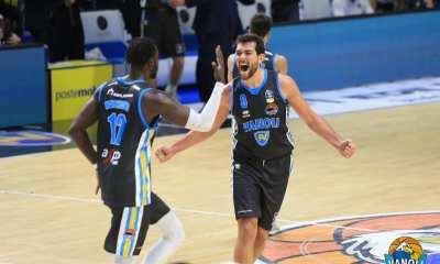Basket, serie A1: Pistoia vince la terza consecutiva