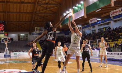 Basket serie A1: Schio frena con Ragusa