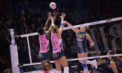 Volley Femminile Serie A1: Conegliano batte Casalmaggiore 3-0