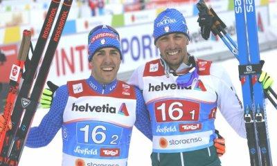 Pellegrino e De Fabiani ai Mondiali di Seefeld 2019