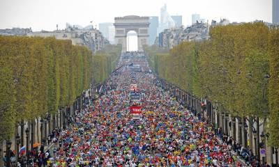 atletica parigi 2024 maratona atletica leggera olimpiadi giochi olimpici paris 2024 athletics marathon champs elysée