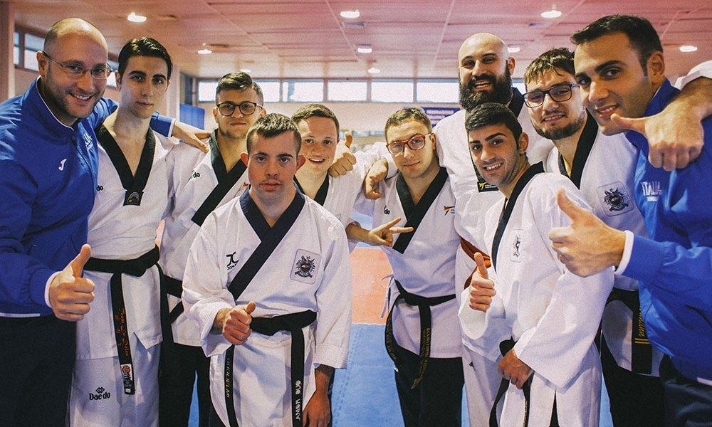 para taekwondo mondiali 2019 nazionale italiana italia italy para-taekwondo parataekwondo antalya campionato del mondo campionati del mondo world championships